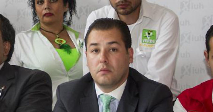 Anuncia PVEM que se une al Frente PAN-PRD-MC en la Ciudad de México