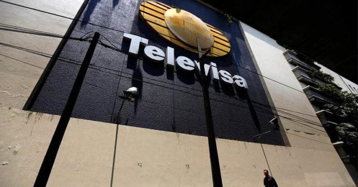 Cayeron acciones de Televisa casi 25%, es su peor momento en 4 años