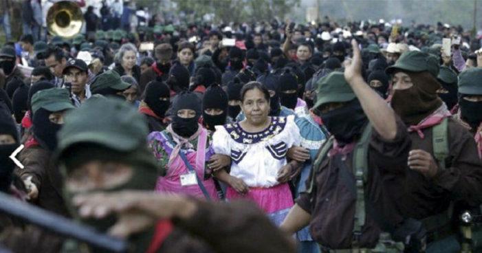 EZLN prevé 'nuevo fraude', llama a involucrarse en la política