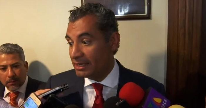 Confirma Ochoa Reza: PRI va contra AMLO, no contra coalición del PAN (Video)