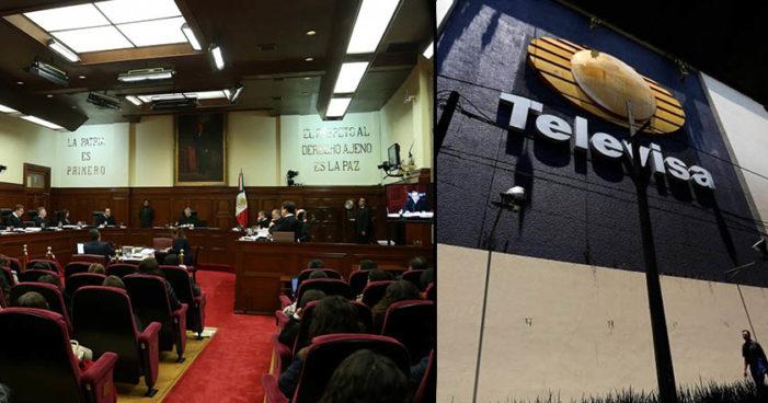 Congreso ya está obligado a regular publicidad oficial que beneficiaba a Televisa