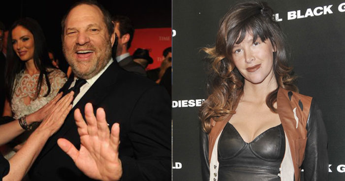 Harvey Weinstein podría ser arrestado por acusaciones de violación de Paz de la Huerta