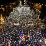 750 mil personas en Barcelona por la libertad de independentistas