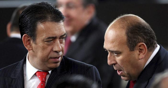 PRI nombrará a Rubén Moreira como secretario del CEN