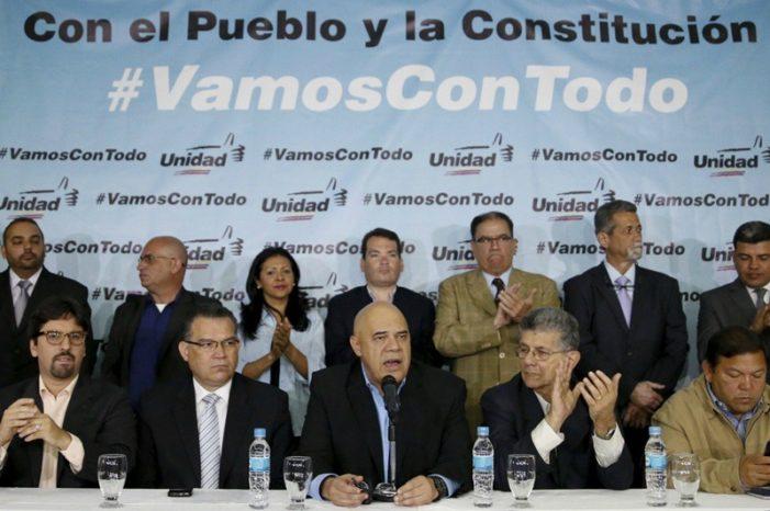 Venezuela, la extrema derecha queda aislada