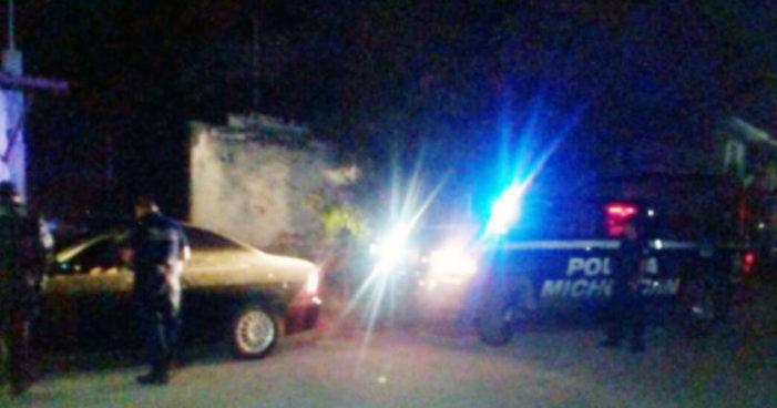Michoacán: Dos muertos tras enfrentamiento entre militares y crimen organizado