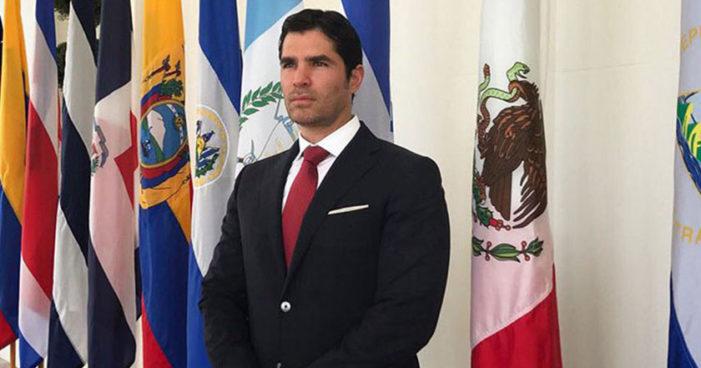 PES evalúa postular a Eduardo Verástegui como candidato presidencial