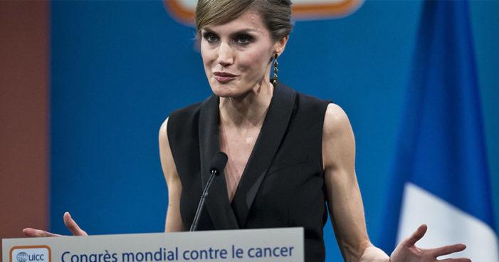 Reina Letizia de España visitará México por Cumbre Mundial de Líderes contra el Cáncer