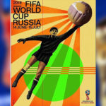 Revelan el póster oficial del Mundial Rusia 2018