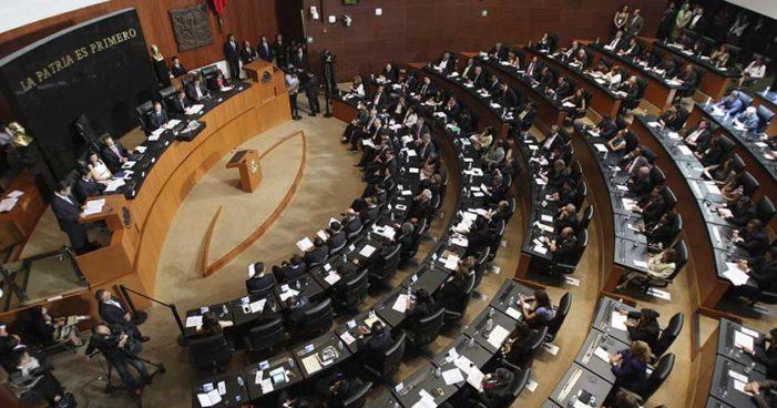 Senado otra vez de puente; se van cuatro días, dejan 65 nombramientos pendientes