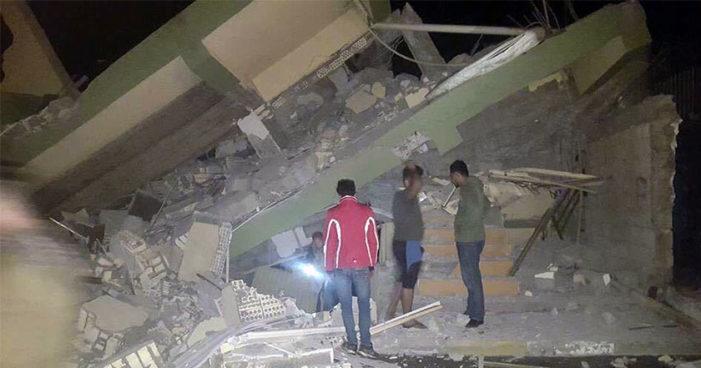 Terremoto magnitud 7.2 en Irak e Iran deja 93 muertos (Imágenes, videos)