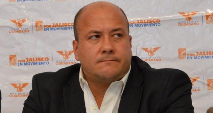 Frente PAN-PRD-MC se cae en Jalisco; Alfaro va solo con su partido