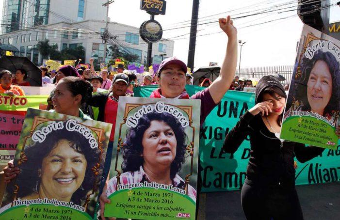 Cada semana asesinan a ambientalistas en el mundo, AL de las zonas más peligrosas