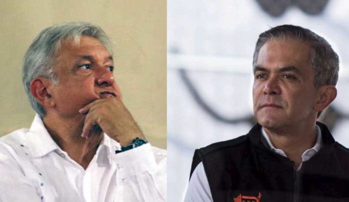 Mancera ve inviable propuesta de AMLO de apoyar a los jóvenes