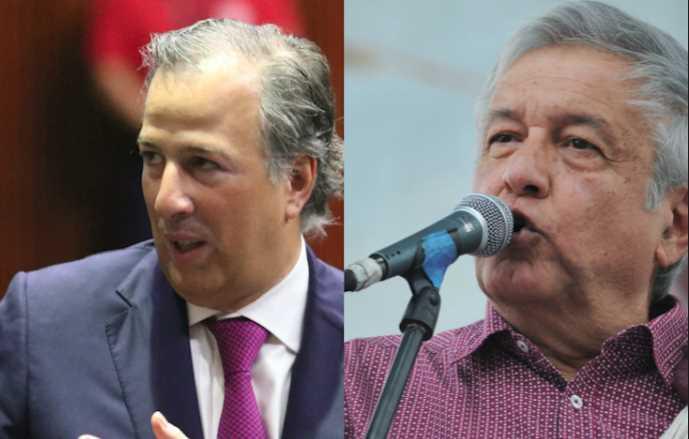 Apellidos presidenciables en México — Meade vrs Obrador