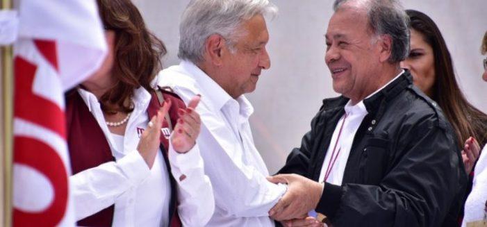 Morena y PT firmarán y registrarán convenio de coalición ante el INE