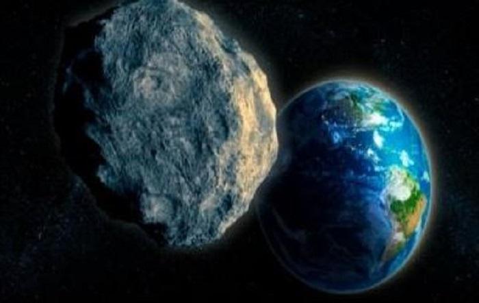 Asteroide Apofis 'rozará' la Tierra en 2029