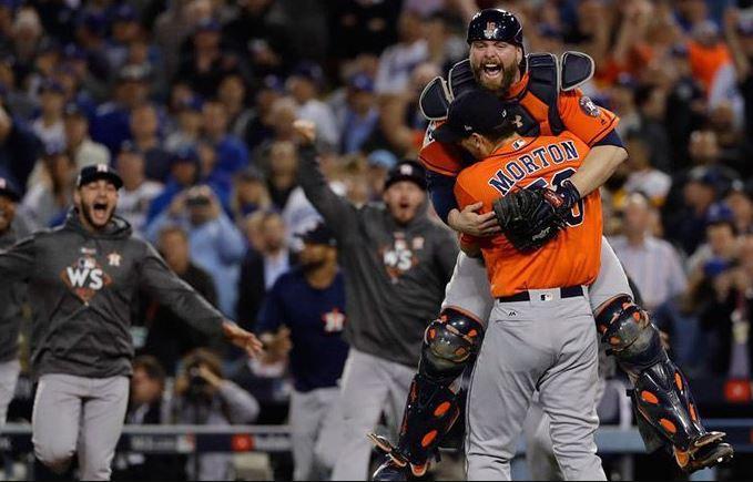 Los Astros ganan la Serie Mundial 5-1 contra los Dodgers