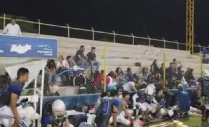 Balacera en estadio de Sonora deja un muerto