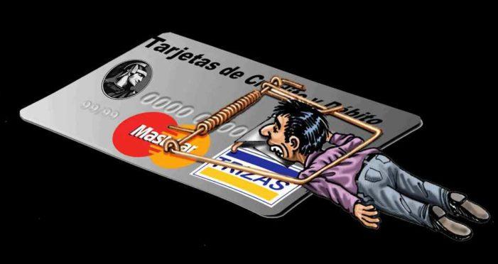 Los créditos bancarios son un delito de apropiación indebida (VIDEO)