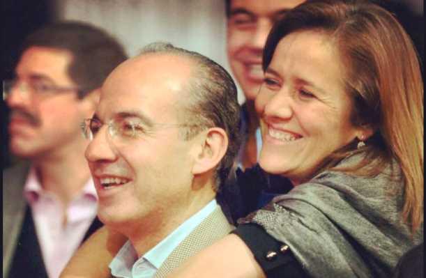Calderón hizo cuarto secreto en sótano de Los Pinos 'por seguridad nacional y de su familia'