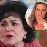 Carmen Salinas llama malagradecida a Kate por hablar de la prostitución en Televisa