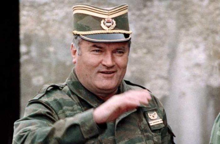 'El carnicero de Srebrenica' condenado a cadena perpetua por genocidio en Bosnia