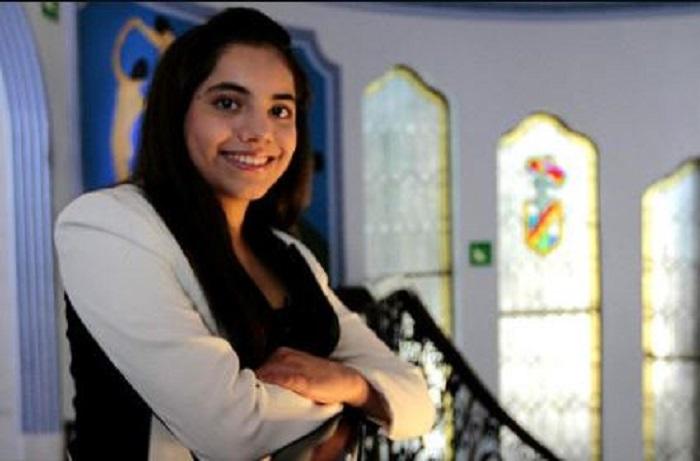 Niña genia mexicana concluye maestría a los ¡16!