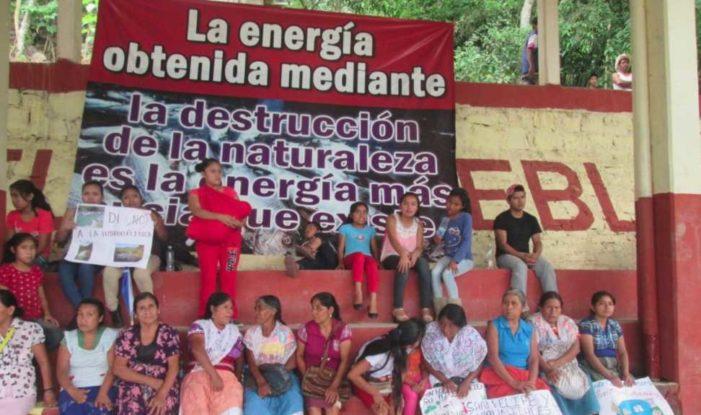 Hidroeléctrica que beneficia a WalMart pone en riesgo a pueblo totonaca
