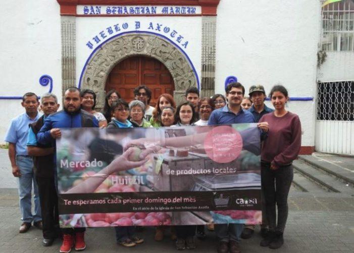 Arman productores agroalimentarios su primera Feria en Tláhuac