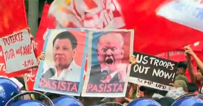 Filipinas no dará a Donald Trump la bienvenida que él esperaba