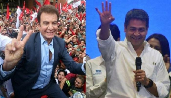 Dos candidatos y… ¿dos ganadores en las elecciones en Honduras?