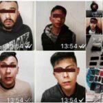 Los detienen con celulares robados, armas y droga, son liberados en sólo 5 días