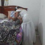 Enfermera atiende a enfermo el día de su boda y se vuelve sensación en las redes