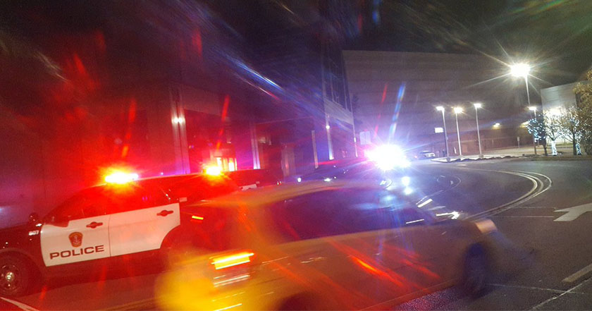 Varios heridos tras un ataque con cuchillo en un centro comercial