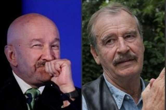 Carlos Salinas y Vicente Fox elogian a Meade y se lanzan contra AMLO (videos)