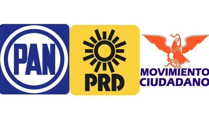 PAN dobla al PRD y saca aborto, gays y reforma energética de la agenda del Frente