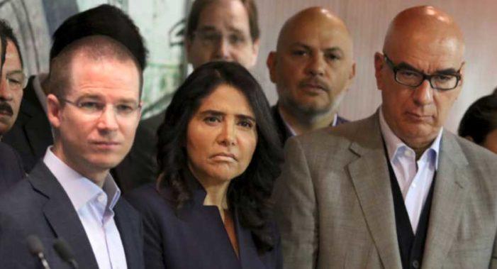 Frente PAN-PRD-MC cerca de la ruptura por reparto 'injusto' de candidaturas