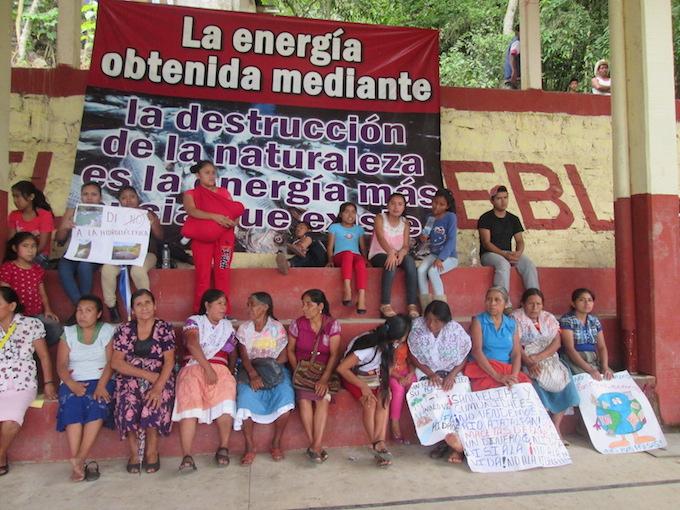 Gobierno mexicano viola los derechos indígenas, denuncian ante la ONU
