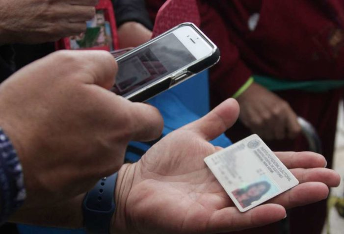 App del INE para recabar firmas fue desarrollada por empresa incumplida y multada en 2009