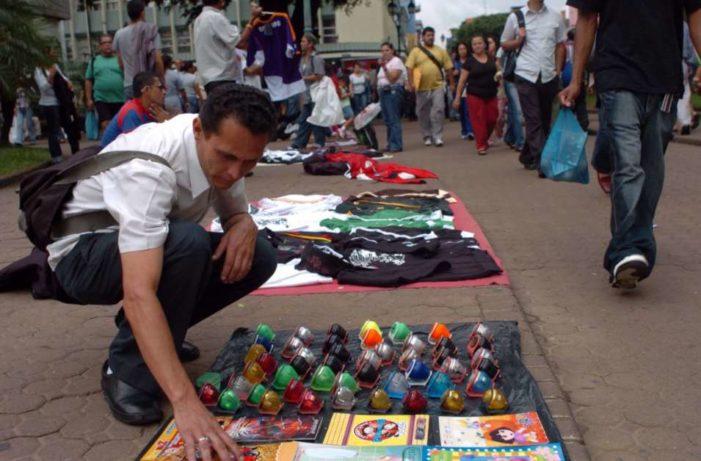 Abunda informalidad laboral en estados del sur del país