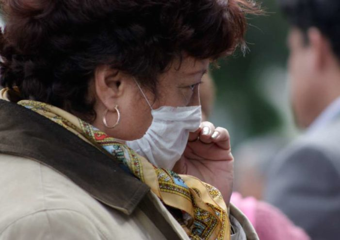 Se registra primera muerte de la temporada invernal por influenza