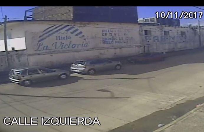 Empresaria de Veracruz logra escapar antes de ser secuestrada (VIDEO)