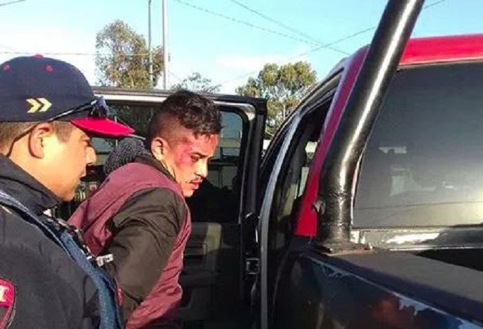Intentaron linchar a ladrón en el paradero de Indios Verdes