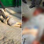 Vecinos de Tenancingo linchan a hombre, lo acusaron de ser secuestrador