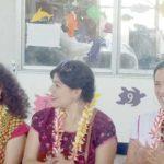 Llila Downs, Susana Harp y otras cantantes oaxaqueñas visitan a damnificados del Istmo