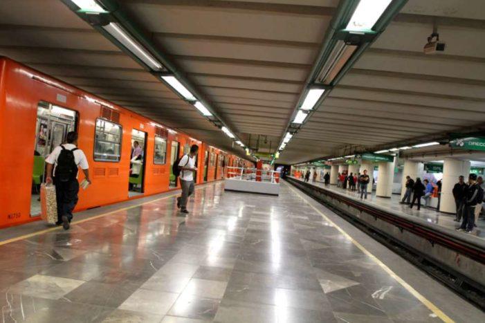 Detienen a universitaria por arrojar a joven a vías del metro, podría pasar 13 años en prisión