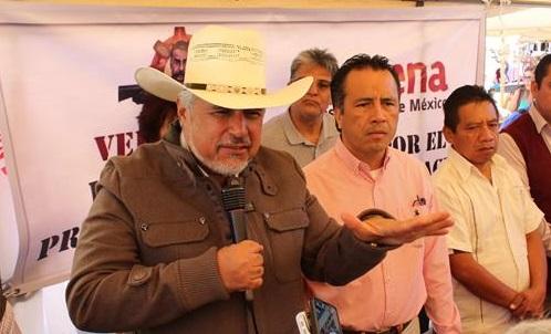 Más de 100 mil campesinos se suman a Morena en Veracruz