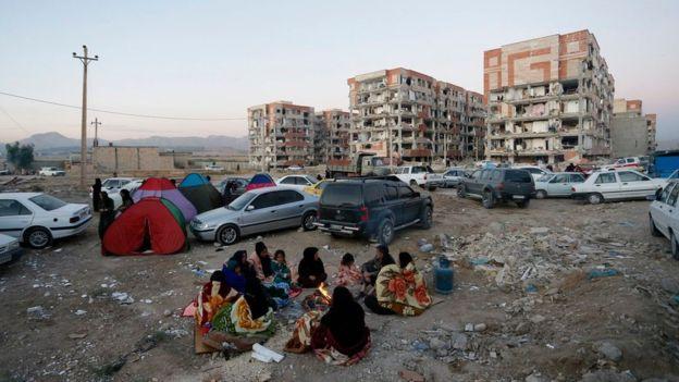 Aumenta cifra de muertos por terremoto entre Irak e Irán, van 330 decesos y 4 mil heridos