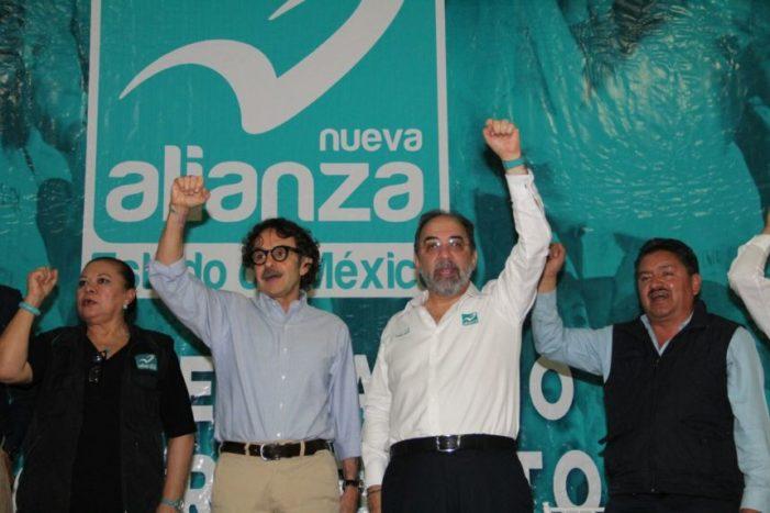 Nueva Alianza se retira del Frente PAN-PRD-MC por falta de inclusión
